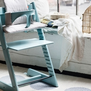 Stokke Tripp Trapp High Chair in Aqua Blue