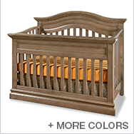 Stone Harbor Convertible Crib Collection by Westwood Design