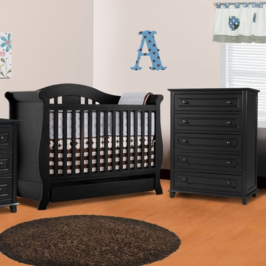 nursery furniture sets black baby crib design inspiration
