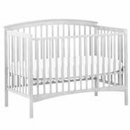 Storkcraft Bradford 4 in 1 Convertible Crib in White