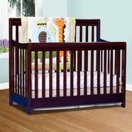 StorkCraft Cadenza Convertible Crib in Cherry