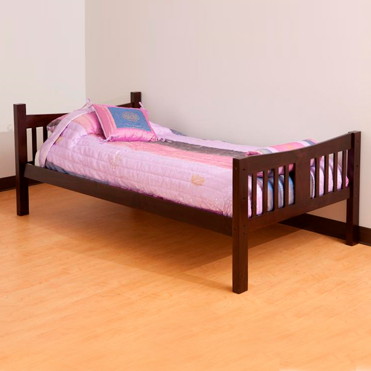 - Storkcraft Caribou Bunk Bed In Espresso FREE SHIPPING - $275.00
