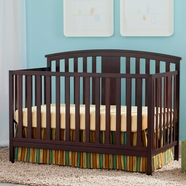 Storkcraft Grayson Crib in Espresso