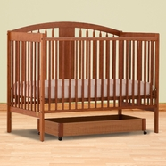 Storkcraft Hollie 4 in 1 Convertible Crib in Oak