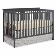 Storkcraft Mission Ridge Crib in Gray