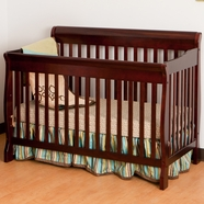 Storkcraft Modena Convertible Crib Cherry