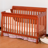 Storkcraft Modena Convertible Crib in Cognac