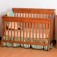 Storkcraft Modena Convertible Crib Oak