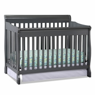 Storkcraft Modena Crib in Gray