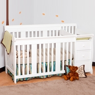 Storkcraft Portofino Convertible Crib in White