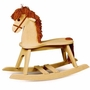 Storkcraft Rocking Horse in Natural