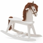 Storkcraft Rocking Horse in White