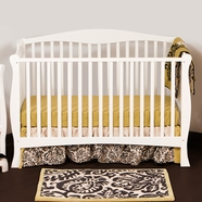 Storkcraft Savona Convertible Crib in White