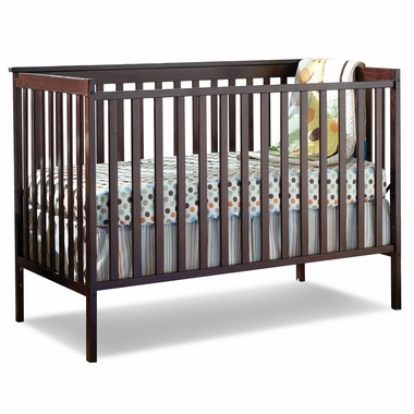 Storkcraft Sheffield 2 In 1 Fixed Side Convertible Crib In