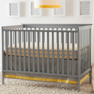 Storkcraft Sheffield II Crib in Gray