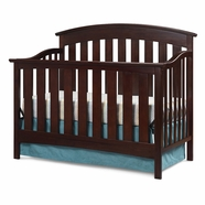 Storkcraft Sorrento Crib in Cherry