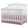 Storkcraft Sorrento Lifestyle Crib in White