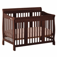 Storkcraft Tuscany Convertible Crib in Cherry