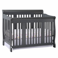 Storkcraft Tuscany Crib in Gray