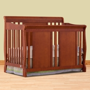 Storkcraft Verona Convertible Crib in Cognac