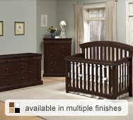Stratton Convertible Crib Collection by Westwood Design
