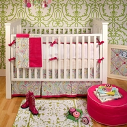 Sugar Baby Crib Bedding Collection