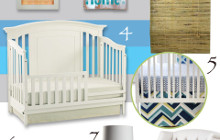 Summer Breeze Beach Nursery Board