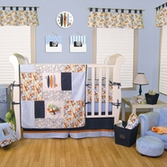 Surf's Up Crib Bedding Collection