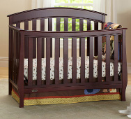 Suri Convertible Crib Collection by Graco Cribs