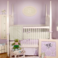Sweet Dreams Crib Bedding Collection by New Arrivals