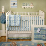 Sweet Pea Crib Bedding Collection by New Arrivals