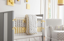 The Art of Patterns: How To Liven Up Your Nursery