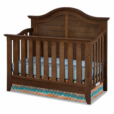 Thomasville Southern Dunes Lifestyle Crib In Dove Brown