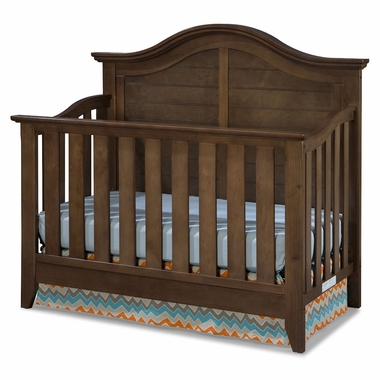 Thomasville Southern Dunes Lifestyle Crib In Dove Brown   Click To Enlarge