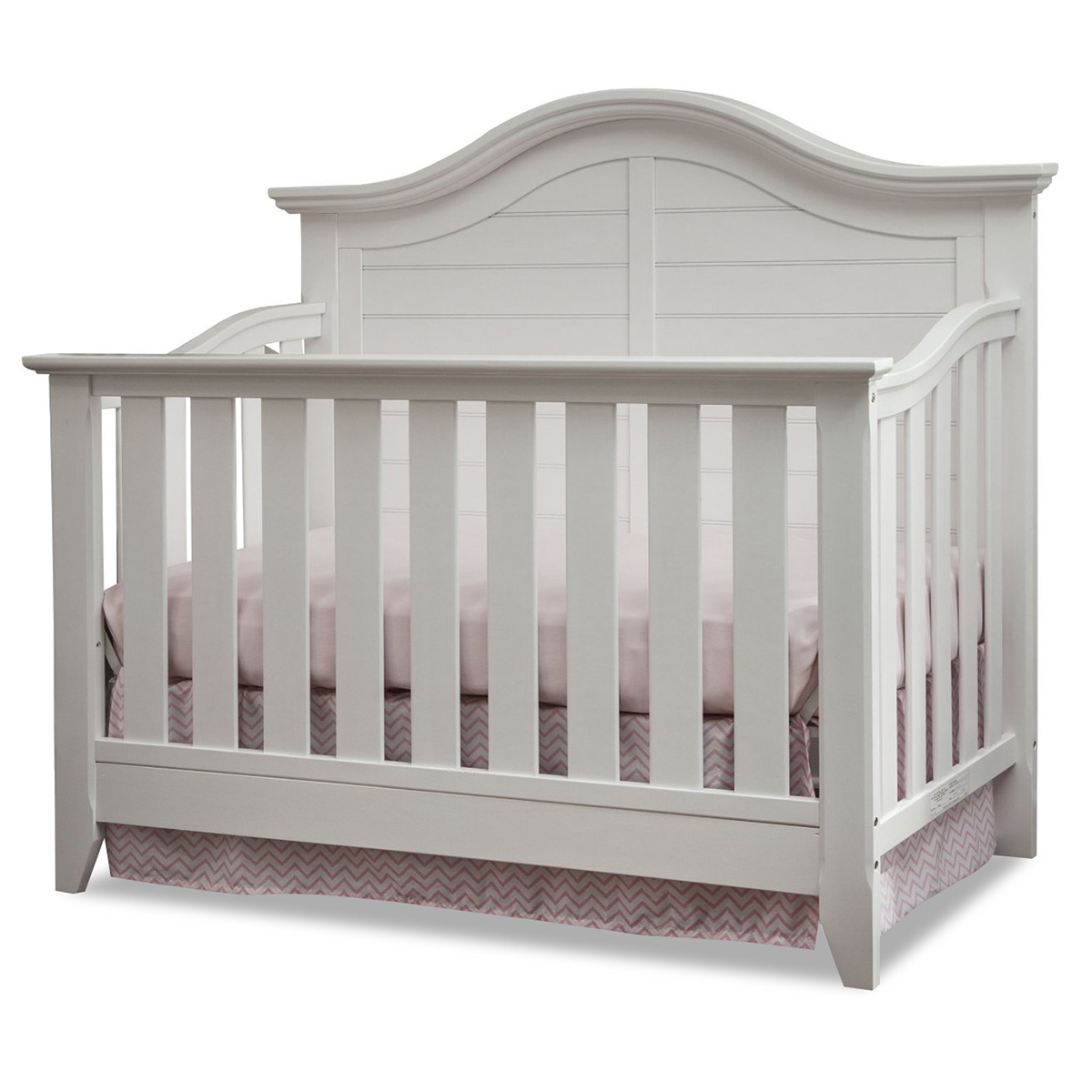 baby white in modo modern babyletto free crib shipping cribs two tone