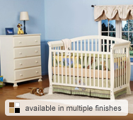 Thompson Convertible Crib Collection by DaVinci