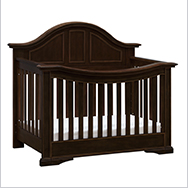 Tilsdale Crib Collection by Million Dollar Baby Classic
