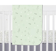 Tranquil Crib Bedding Collection by Babyletto
