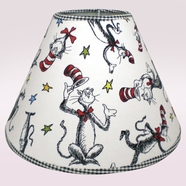 Trend Lab Dr. Seuss Cat In The Hat Lamp Shade