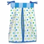 Trend Lab Dr. Seuss Oh! The Places You'll Go! Diaper Stacker in Blue