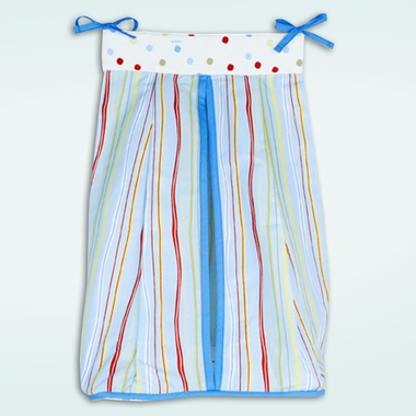Trend Lab Dr. Seuss One Fish Two Fish Diaper Stacker