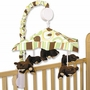 Trend Lab Giggles 4 Piece Baby Crib Bedding Set Free Shipping