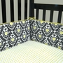 Trend Lab Waverly Rise and Shine Crib Bumpers