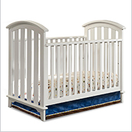 Tribeca Convertible Crib Collection by Westwood Design