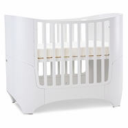 Tulip Leander Crib in White