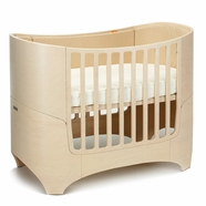 Tulip Leander Crib in White Wash