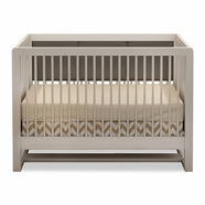 Tulip Soren Convertible Crib in White