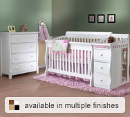 Tuscany Crib Collection by Sorelle