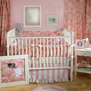 Tutti Fruitti Crib Bedding Collection by New Arrivals