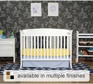 Tyler Convertible Crib Collection by DaVinci